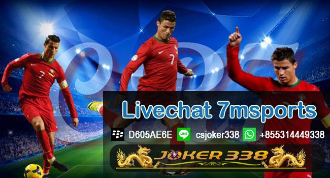 Livechat-7msports